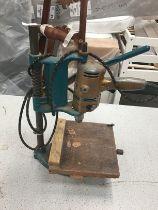 Black & Decker vintage D720 pillar drill.