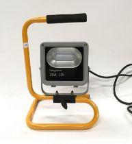 20 Watt LED floor lamp. (ref 138)