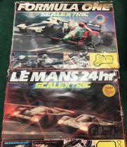 2 Boxed Scalextriic sets