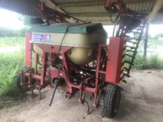 6M WEAVING TINE DRILL, PRE EMERGENCE MARKERS,