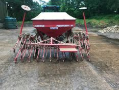 ACCORD DL4 AIR SEEDER, SUFFOLK COULTERS, PRE EMERGENCE MARKERS,