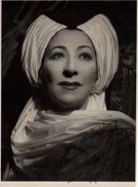 Martita Hunt (Argentinian/British, 1900-1969) – Argentine born British film and TV actress