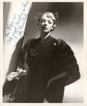 Joy Nichols (Australian/British, 1925-1992) - singer, impressionist and comedienne