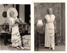 Elsie Randolph (British, 1904-1982) – British actress, singer and dancer