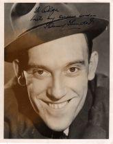 Tommy Trinder (British, 1909-1989) – British stage, screen and radio comedian