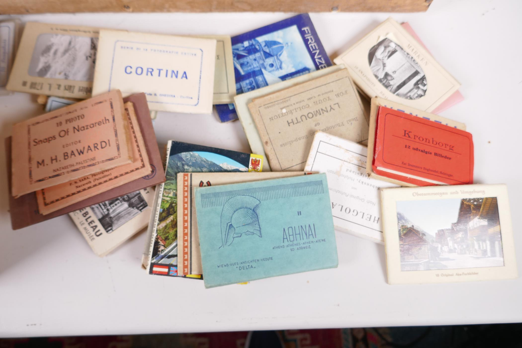 A collection of postcards, mainly European topographical, approx 750, and a further quantity of - Image 8 of 10