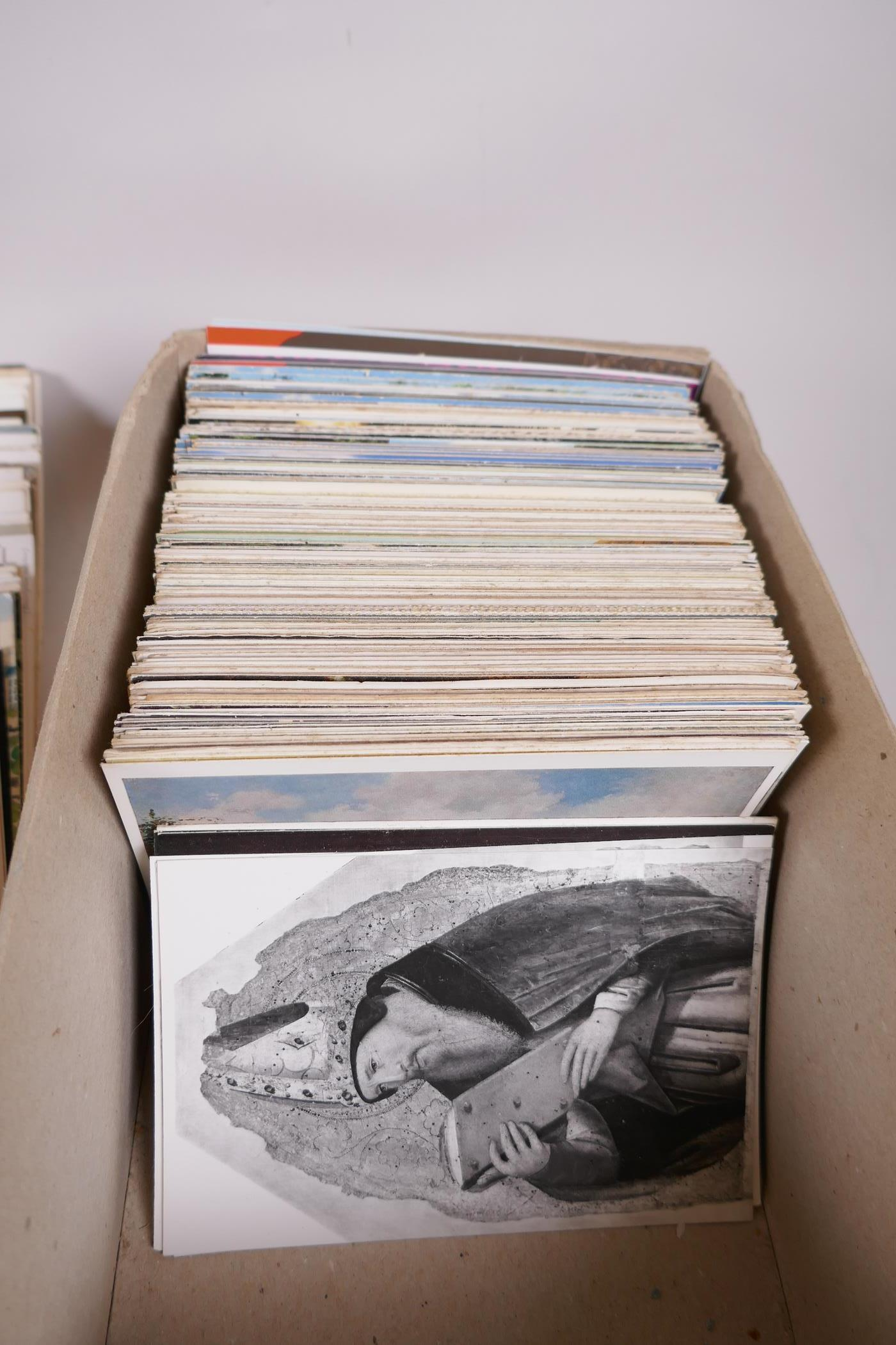 A collection of postcards, mainly European topographical, approx 750, and a further quantity of - Image 5 of 10