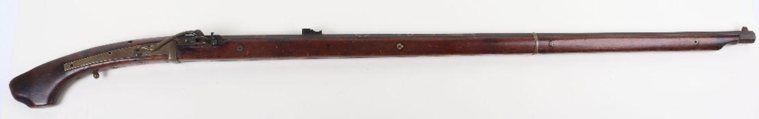 Japanese Matchlock Gun Tanegashima, 19thCentury or Earlier