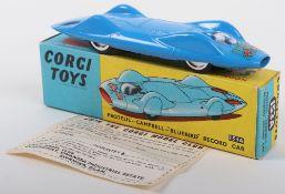 """Corgi Toys 153A Proteus Campbell """"Bluebird"""" Record Car"""