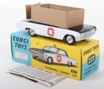 "Corgi Toys 237 Oldsmobile County ""Sheriff"" Car"