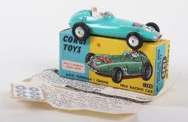 Corgi Toys 152S B.R.M. Formula 1 Grand Prix Racing Car