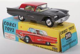 Corgi Toys 214S Ford Thunderbird Hardtop