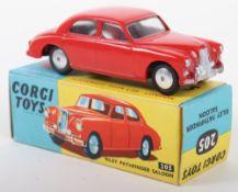 Corgi Toys 205 Riley Pathfinder Saloon
