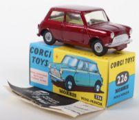 Corgi Toys 226 Morris Mini Minor