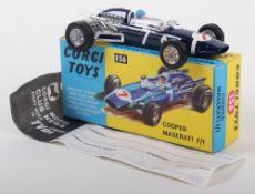 Corgi Toys 156 Cooper Maserati Formula 1 Racing Car