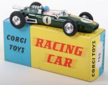 Corgi Toys 155 Jim Clarkes Lotus Climax Formula 1 Racing Car
