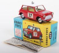 Corgi Toys 317 Monte-Carlo 1964 B.M.C. Mini Copper S