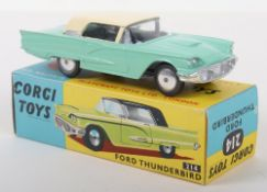 Corgi Toys 214 Ford Thunderbird Hardtop