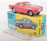 Corgi Toys 228 Volvo P.1800