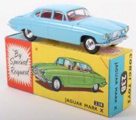 Corgi Toys 238 Jaguar Mark X Saloon