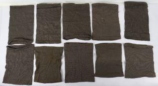 10x German Military Scarves