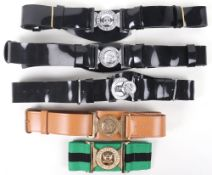 Police and Other Belts
