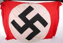 WW2 German Party Flag