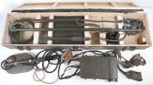 British Army Mine Detectors