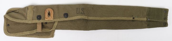 WW2 American 1943 1st Model M1 Carbine Cover
