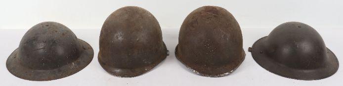 Belgium Army Steel Helmets