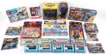 Selection of Tv/film related toys