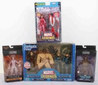 Marvel legends boxed Action figures