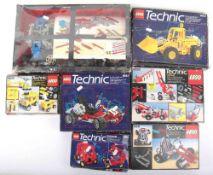 Quantity of Lego Technic boxed sets