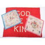 Boer War Patriotic Cotton Handkerchief