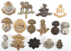 Good Selection of British Military Cap Badges
