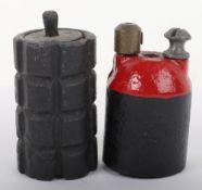 Inert WW1 British Battye Grenade