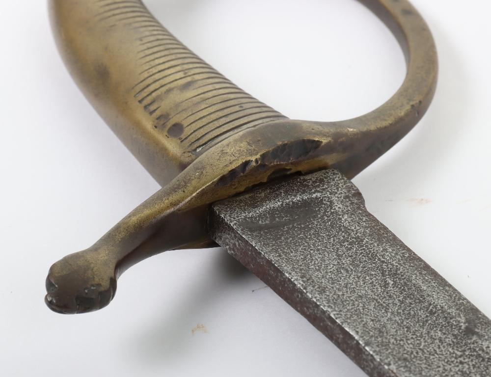 French Briquet Short Sword - Image 7 of 10
