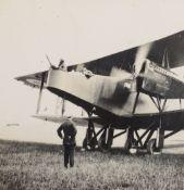 WW1 Royal Naval Air Service (R.N.A.S) Photograph Album
