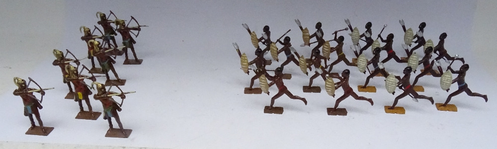 Britains African Natives - Image 2 of 5