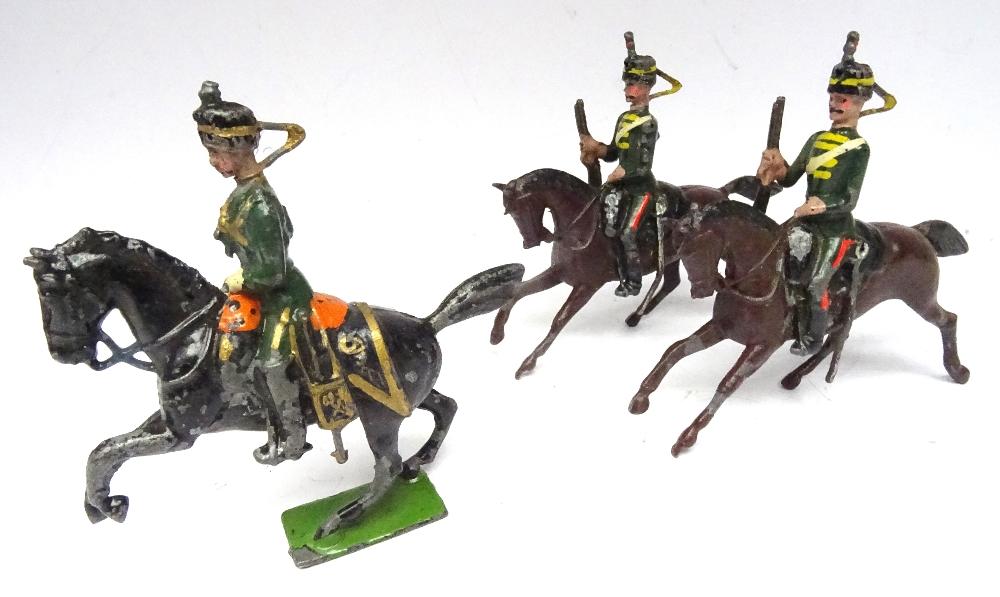 Britains set 8, 4th Hussars - Image 5 of 5