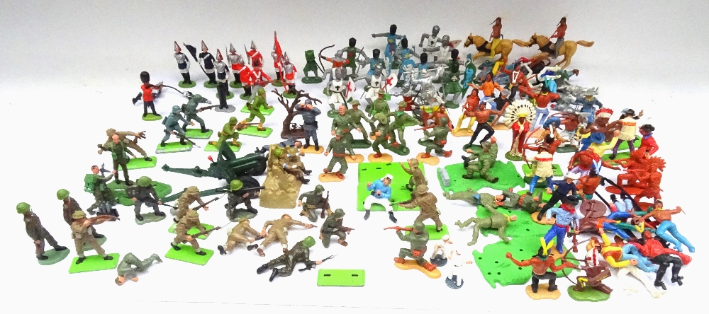 Airfix 1/32 unpainted plastic toy soldiers