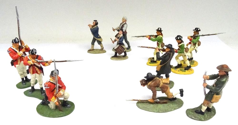 Britains Matte American Revolution set 17221 10th Foot