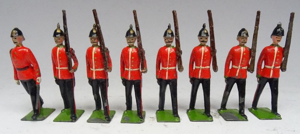 Britains RARE Famous Regiment set 1597, Dorsetshire Regiment - Image 2 of 6