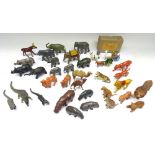 Britains and other Zoo Animals