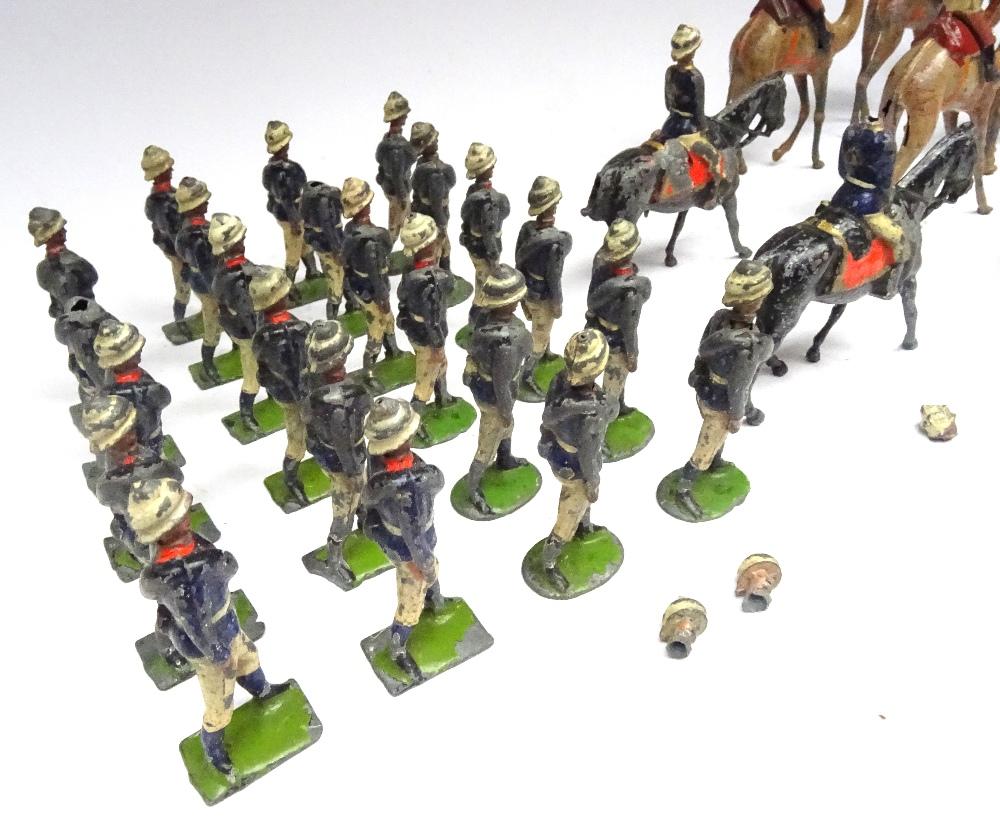 Britains two sets 123, Bikanir Camel Corps - Image 6 of 7