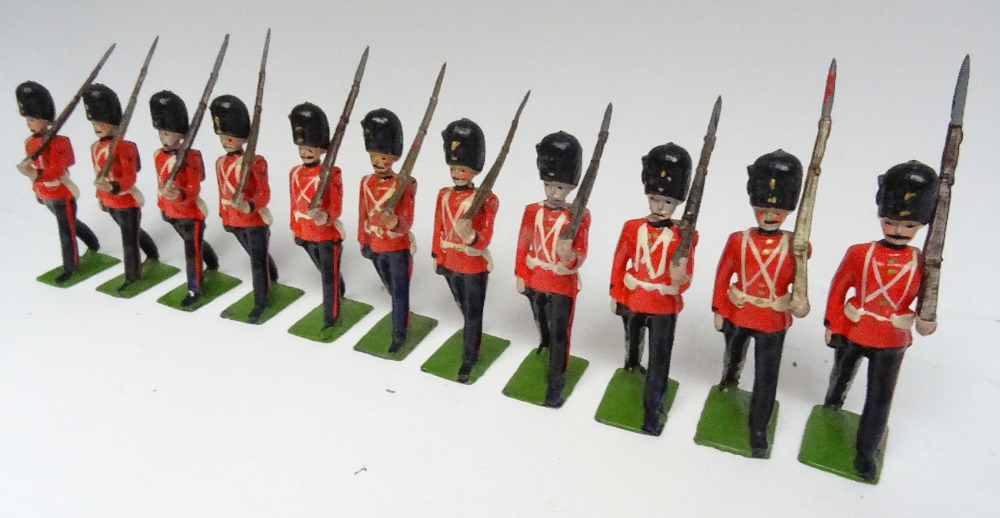 Britains 1930s Fusiliers - Image 4 of 4