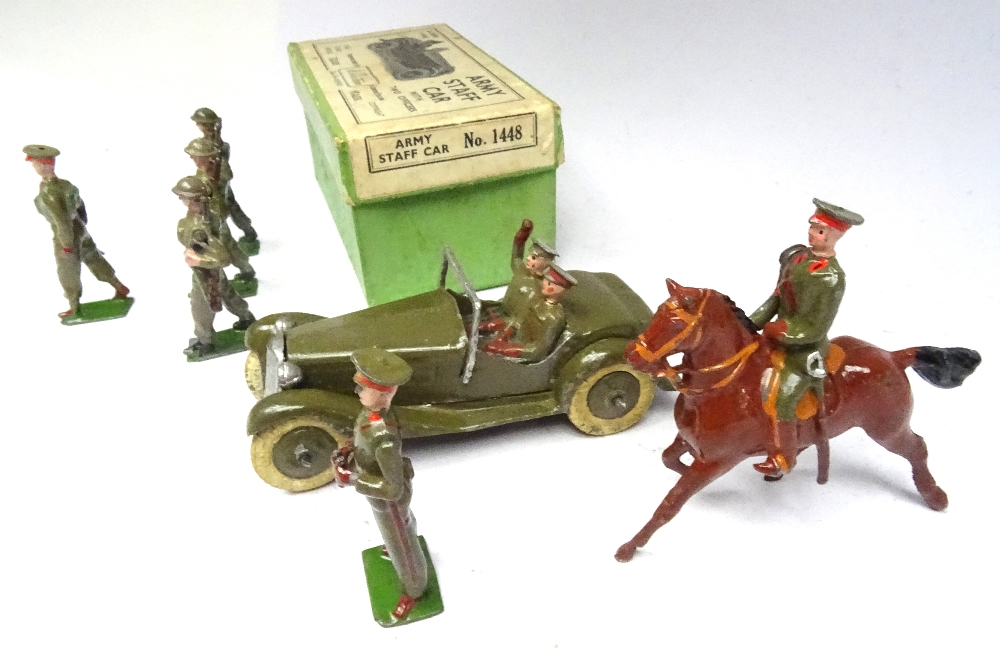 Britains set 1448, Army Staff Car - Image 3 of 3