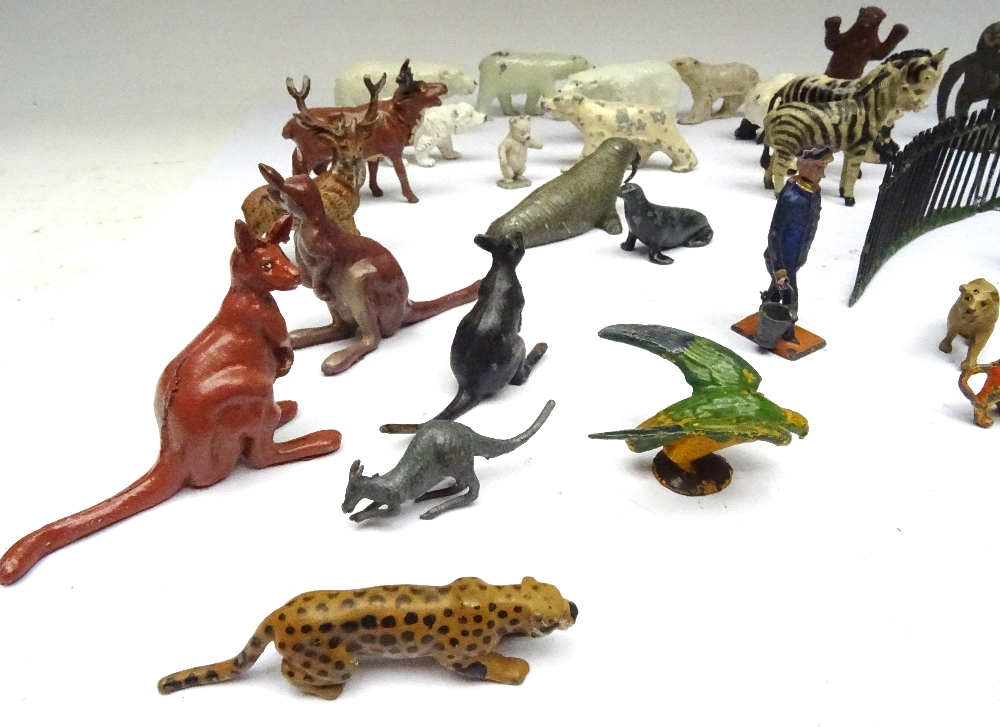 Britains and other Zoo Animals - Image 3 of 4