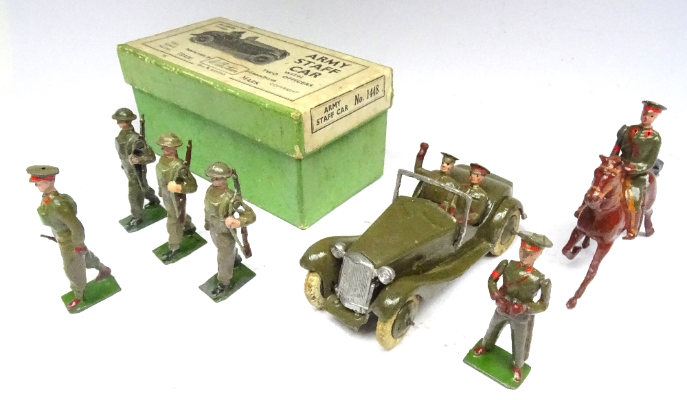 Britains set 1448, Army Staff Car - Image 2 of 3
