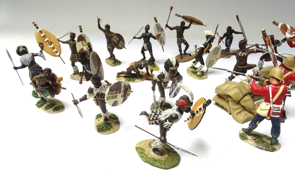 Britains Matte Zulu Wars Rorke's Drift 20029 Defending the Wall - Image 5 of 7